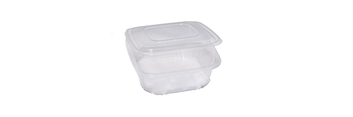 Vaschette e contenitori in PP